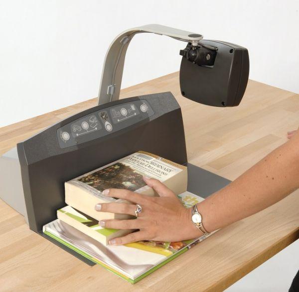 Trạm thủ thư Tattle-Tape Bibliotheca-2