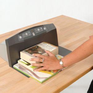 Máy kiểm tra sách Tattle-Tape Bibliotheca-3