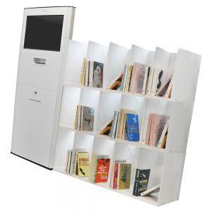 Kệ sách thông minh Smart Shelf Bibliotheca - 4
