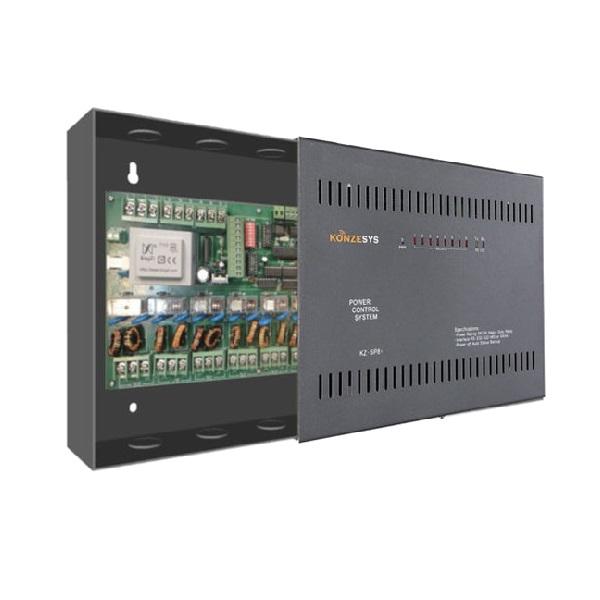 Bộ điều khiển nguồn Konzesys KZ-SP8-2