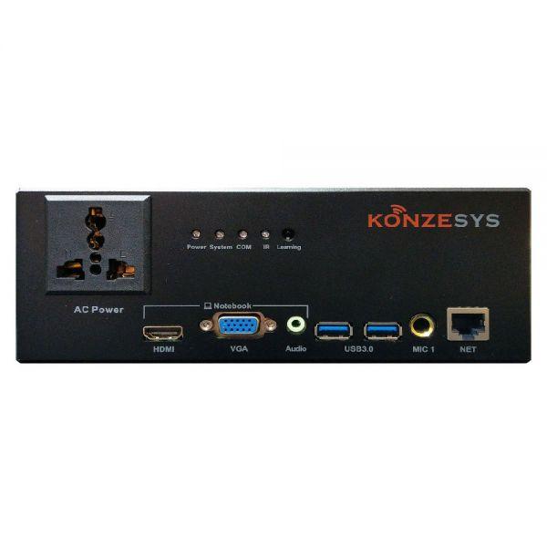 Hệ thống điều khiển-Konzesys-KZ-VRC-3