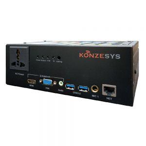Hệ thống điều khiển-Konzesys-KZ-VRC-4