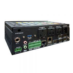 Hệ thống điều khiển-Konzesys-KZ-VRC-6