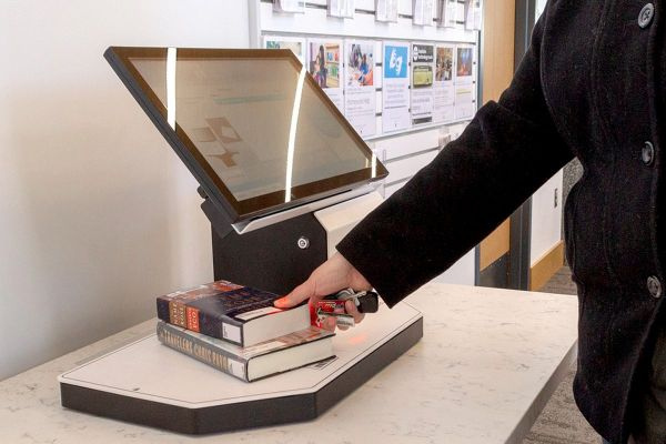 Bibliotheca Self Check 500-6