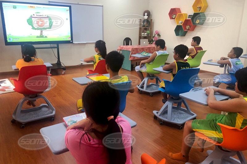 Phòng học thông minh Smartclass+