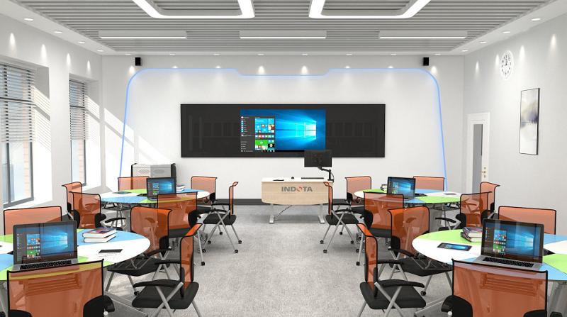 Phòng học thông minh Indota