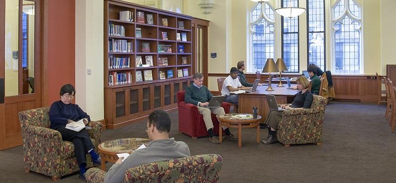 Phòng đọc chuyên gia