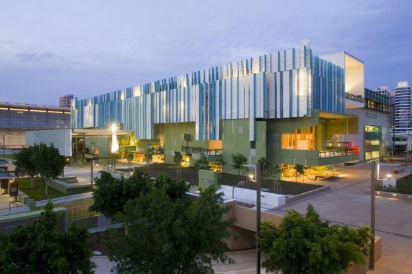 Thư viện bang Queensland