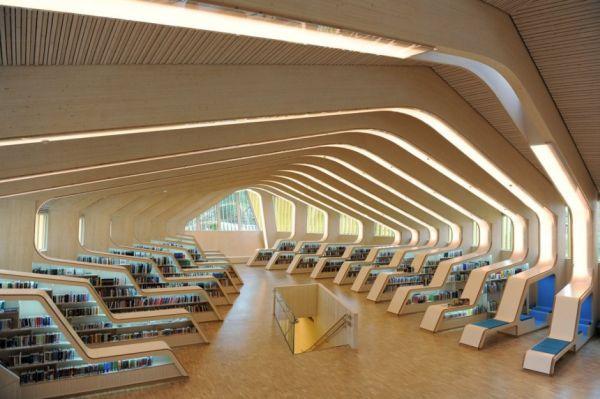 Thư viện Vennesla Library and Culture House