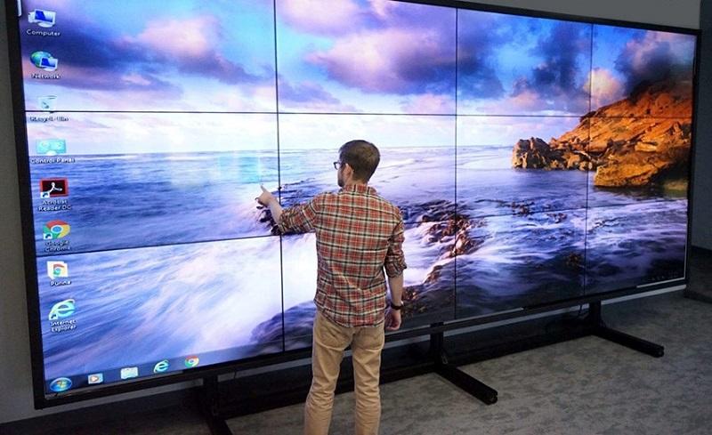 Công nghệ màn hình ghép