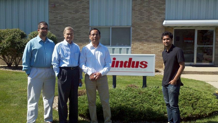 Nhà cung cấp thiết bị số hóa của hãng Indus tại Việt Nam