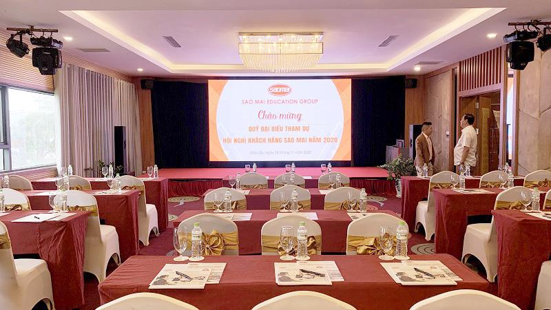 Hội nghị khách hàng đại lý Sao Mai 2020