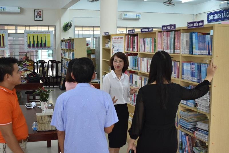 Tuần lễ khuyến đọc sách và cộng đồng tại Đà Nẵng