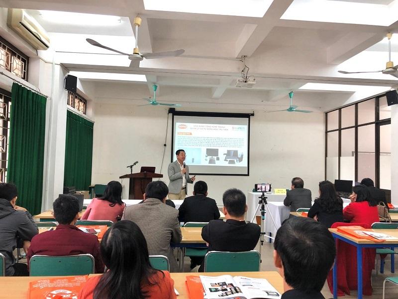 Hội nghị thúc đẩy phát triển thư viện
