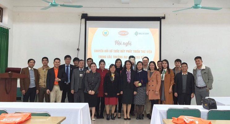Hội nghị thúc đẩy phát triển thư viện-5
