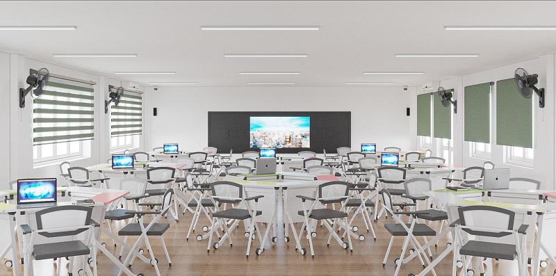 Mô hình phòng học thông minh