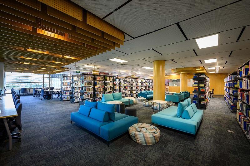 Thư viện trường Rmit-2