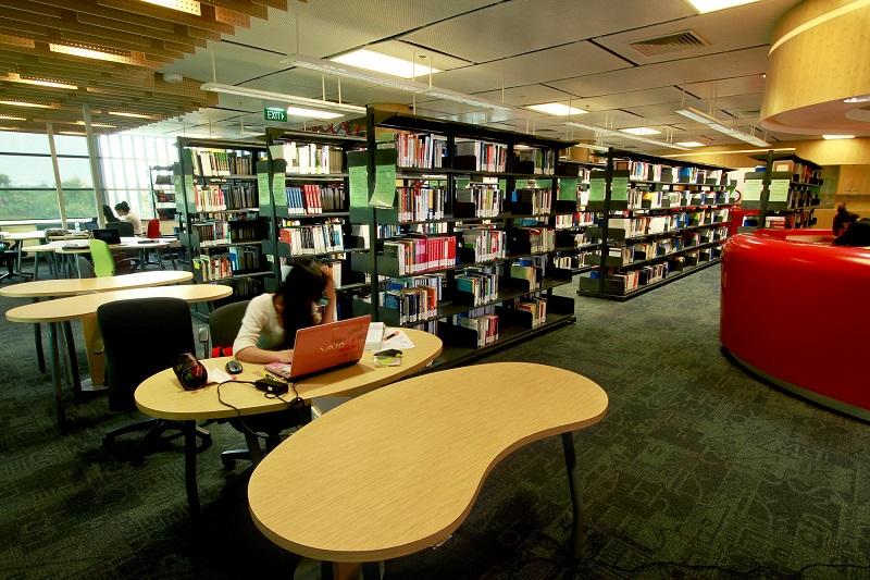 Thư viện trường Rmit-3