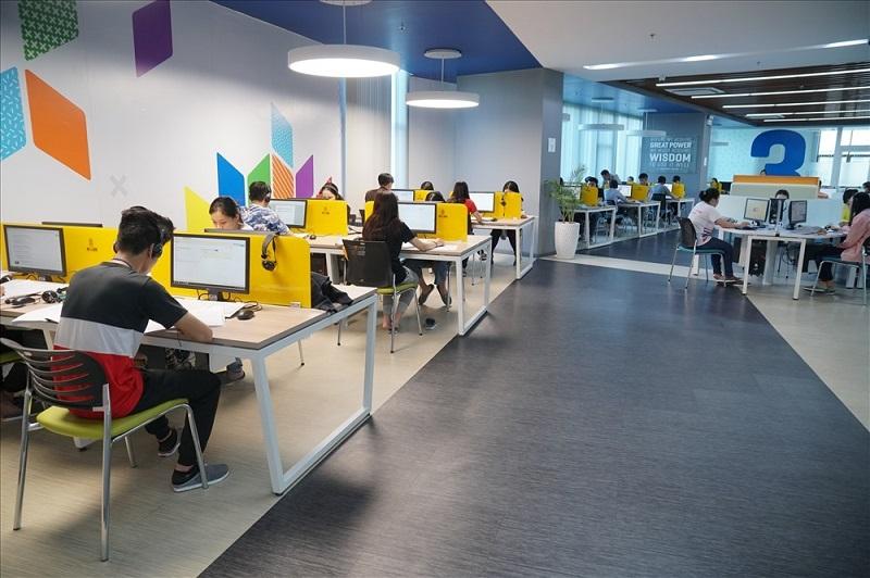 Thư viện Đại học Tôn Đức Thắng-1