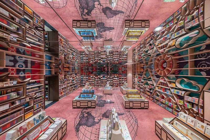 Phòng đọc sách dành cho trẻ em