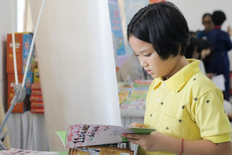 Xây dựng văn hóa đọc