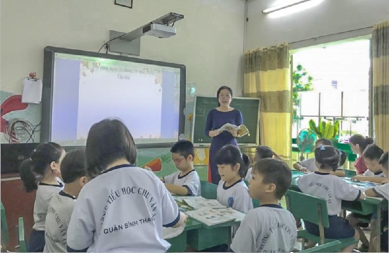 Bảng tương tác dạy học
