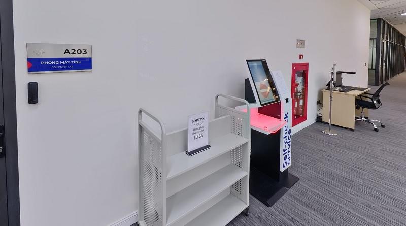 Các thiết bị tự động hóa trong thư viện thông minh